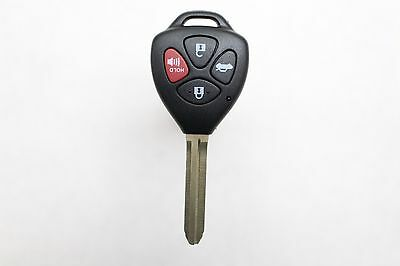 NEW Keyless Entry Key Fob Remote /& Uncut Key Combo For a 2012 Nissan Rogue