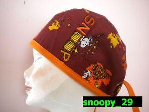 snoopy/_29 Bandana Surgical cap Cuffia chirurgica Sottocasco