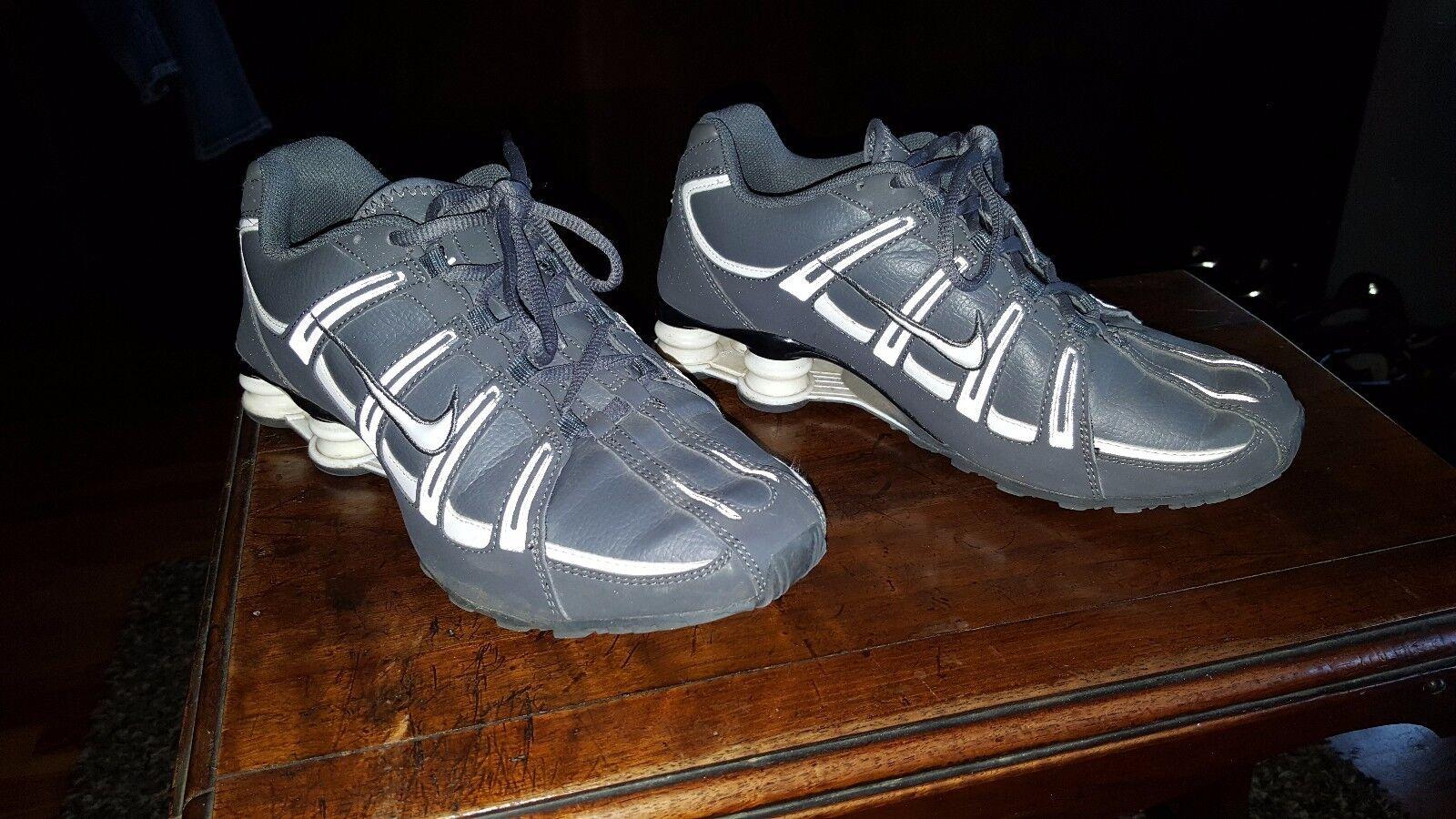 Nike Shox Turbo SL 2012 Running Multi Grey Athletic 525248-011