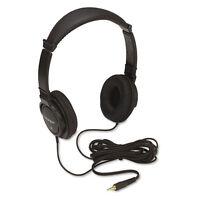 Kensington Hi-fi Headphones Plush Sealed Earpads Black 33137