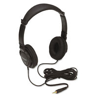 Kensington Hi-fi Headphones Plush Sealed Earpads Black 33137 on sale