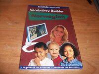 Eurotalk Interactive Vocabulary Builder Norwegian Cd Rom Win 95/98/2000/nt Mac