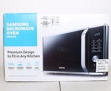 Samsung MS11K3000AS 1.1 cu. ft. Countertop Microwave w/ Ceramic Enamel OBMW24