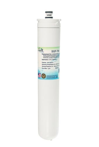 Replacement for 3M Water Factory 47-55704G2 Filter by Swift Green Filter SGF-704
