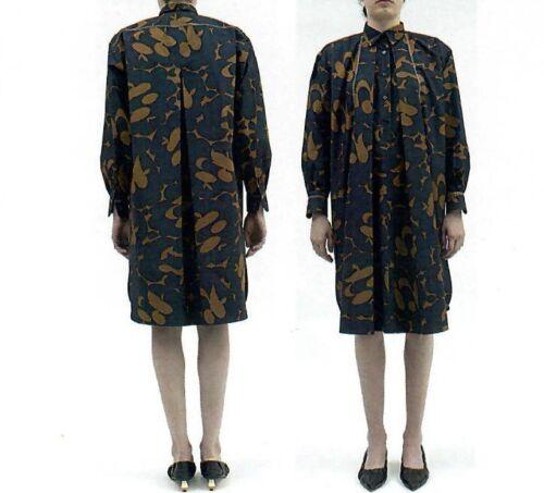 Marni SS '19 Cotton Poplin Dress