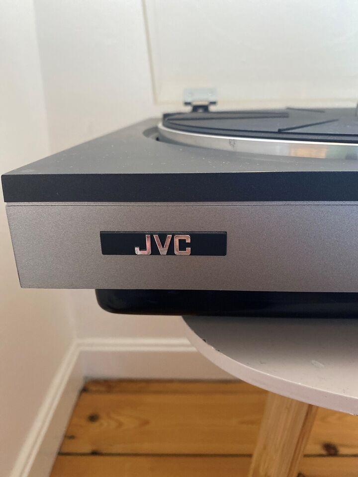 Pladespiller, JVC, JL-A20
