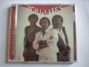 CD-Album-The-Chi-Lites-Bottom-039-s-Up-1983-New-Neuf-S-S-Sealed