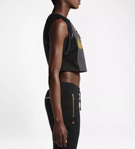 Talla Camiseta Crop Olivier tirantes Nuevo Lion Rousteing para de mujer Xs 834290 010 Nikelab Nikelab a7rYq4w7U