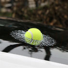 3D Funny Car Stickers Auto Tennis Ball Hitting Car Window Sticker Decal CHI