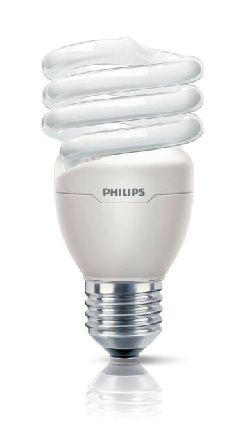 Philips Lampe à Économie D'Énergie Forme de Spirale Source D'Éclaraige E27 12W