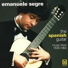 Spanish Guitar Music From 1535 - 1962 by Emanuele Segre CD 013491334721