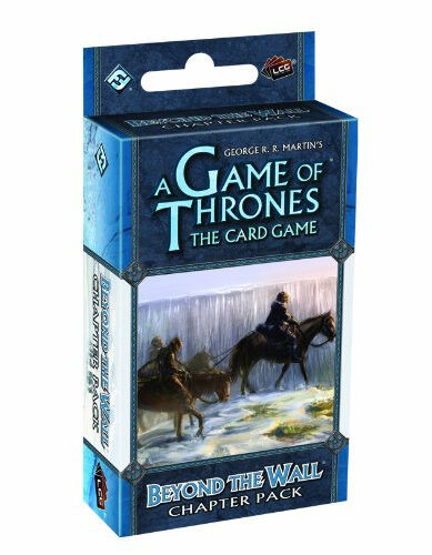 Fantasy Flight Games A Game of Thrones the Card Game: Beyond the Wall Chapter