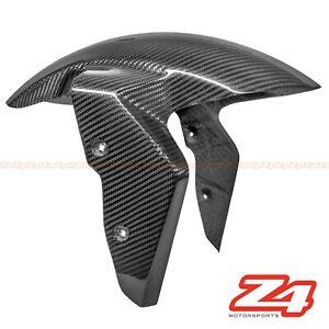 2009-2014-S1000RR-Front-Tire-Fender-Mud-Guard-Hugger-Fairing-Cowl-Carbon-Fiber