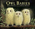 Owl Babies by Martin Waddell 9780763612832 Paperback 2000