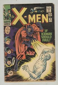 X-Men-18-March-1966-Magneto-G-VG