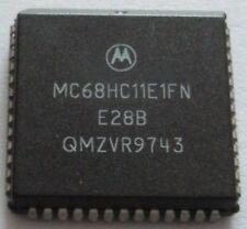MOTOROLA MC68HC11E1FN PLCC 8-Bit Microcontrollers