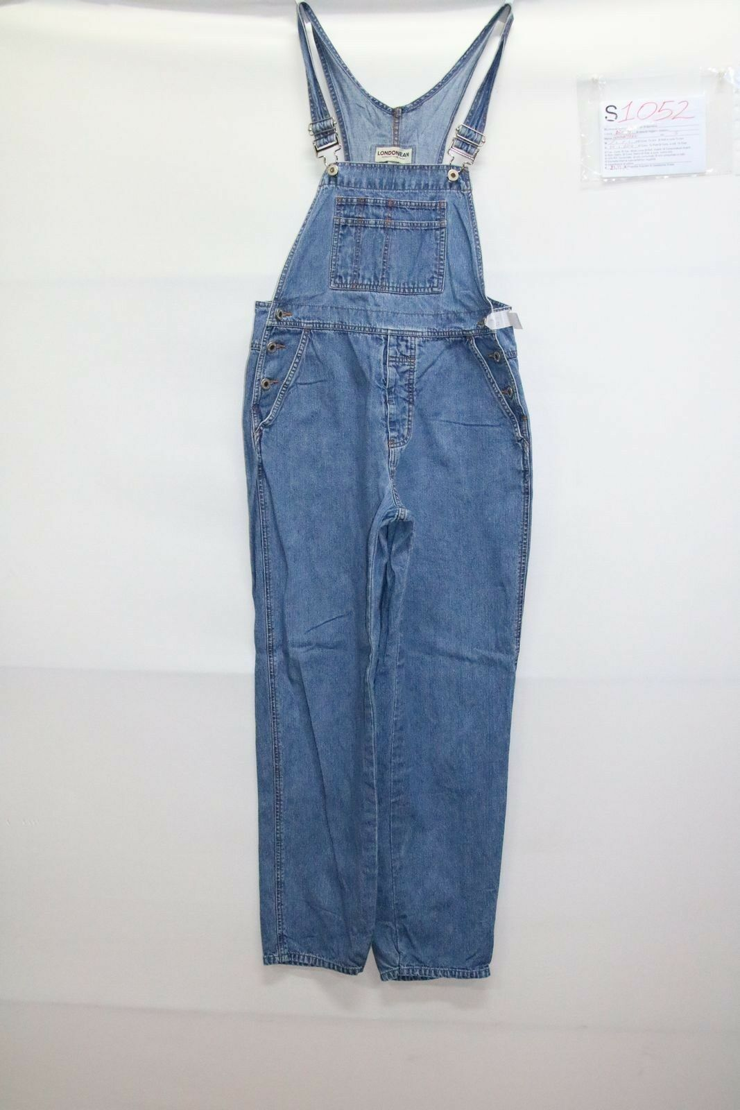 Dungarees London JEAN ( COD. S1052) Size S Jeans Used Vintage Work