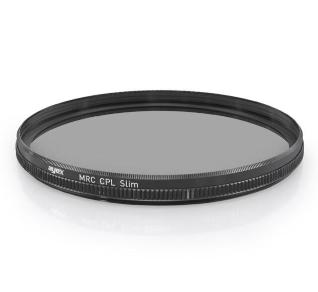 Tridax slim polarizador 52mm CPL polarisati onsfilter filtro