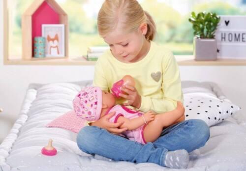 Baby Born Zapf Creation 826904 3fach sort. Trinkflasche