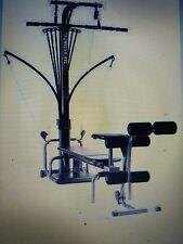 bowflex training Vintage equiptment strength