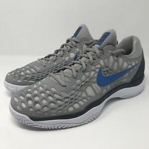 quality design bd5f8 44c56 Image is loading Nike-Air-Zoom-Cage-3-Hard-Court-Tennis-