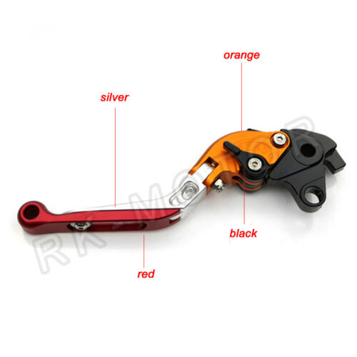 Repsol Brake Lever Mortorcycle Grip For Honda 2009 2010 2013 CBR600RR 2007-2014