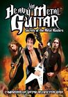 Jam Heavy Metal Guitar Secrets of The Metal Masters 0885444482427 DVD Region 1