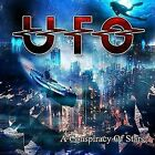 UFO a Conspiracy of Stars Limited Edition Digipak CD Bonus TRK 2015
