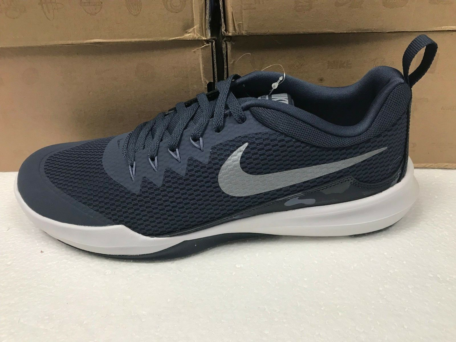 NEW MENS NIKE LEGEND TRAINER SNEAKERS 924206 401-SHOES-SIZE 10