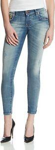 Diesel Jeans Grupee-Ankle 28x30 0809b Wash italienische Super Slim-Skinny Low Rise