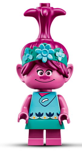 41252 LEGO® twt002 Trolls World Tour Poppy Minifigs