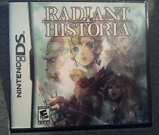 Radiant Historia (Nintendo DS, 2011)