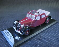 1:43 Solido Citroen 11B Die Cast Car Model With Box