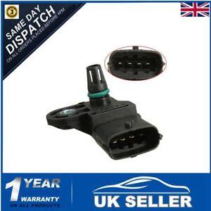 COLLETTORE-Sensore-di-pressione-dell-039-aria-per-OPEL-Vauxhall-Astra-H-1-3-1-9-CDTI-MAP-73503657