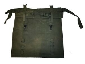 British Army 58 Pattern Webbing Poncho Roll Cold War Falklands OP Banner Grade1