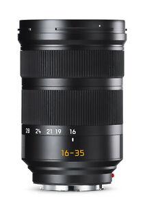Leica-Super-Vario-Elmar-Sl-1-3-5-4-5-16-35-Asph-Noir-Demo-comme-Neuf