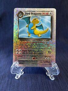 Dark Dragonite Reverse Holo Legendary Collection 5/110 beautiful card pokemon