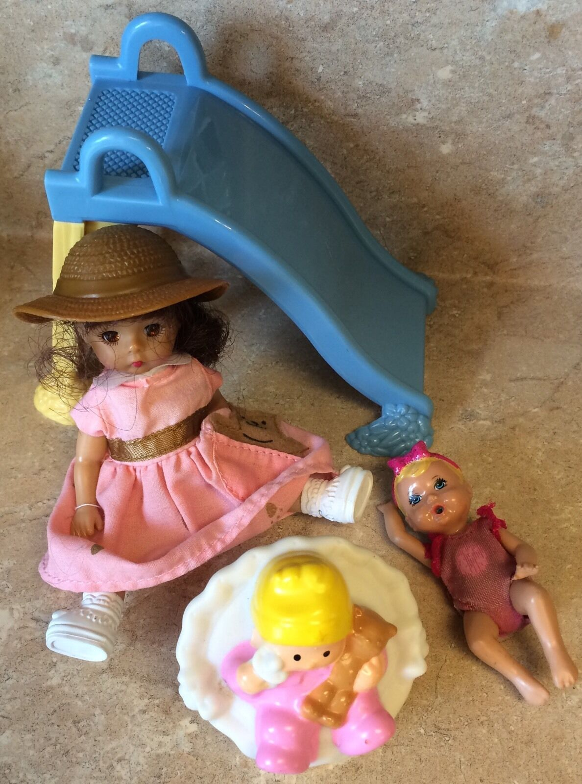 Little People Fisher Price Toy Lot Of 4 Mixed Lot