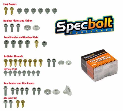 Motorcycle Body & Frame Motorcycle Fairings & Bodywork Specbolt ...