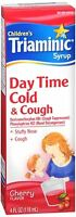 Triaminic Daytime Cold & Cough Liquid-4oz (634504) Health Aids on Sale