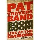 Pat Travers - Boom Boom (Live at the Diamond 1990/Live Recording/+DVD, 2011)