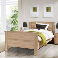 Bett 160 X 200 Cm In Eiche Sonoma Mit Nakos Schlafzimmer Woody 33