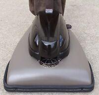 Vintage Antique Hoover 27 Upright Convertible Vacuum Cleaner Floor Sweeper