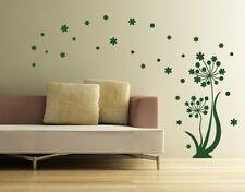 Dancing Flower - highest quality wall decal sticker