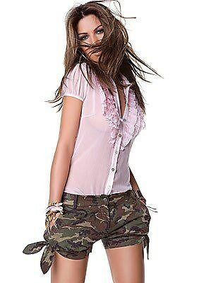 DENNY ROSE ART. 7130 sss CAMICIA CON ROUGE