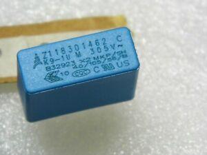 Capacitor b32924 1uf 1µf 1uf 1mf film capacitor 305vac x2 b32924 1µf