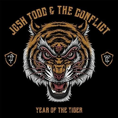 Josh Todd - Year Of The Tiger [New Vinyl LP] Black