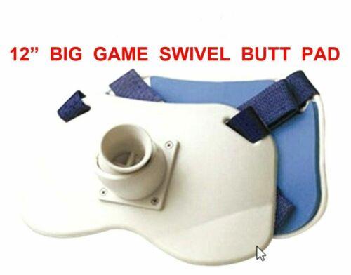 "TSUNAMI 12/"" BIG GAME TUNA BUTT PAD FOR SEA FISHING BOAT ROD TROLLING POPPER LURE"
