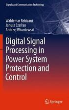 Digital Signal Processing in Power System Protection and Control 0 by...