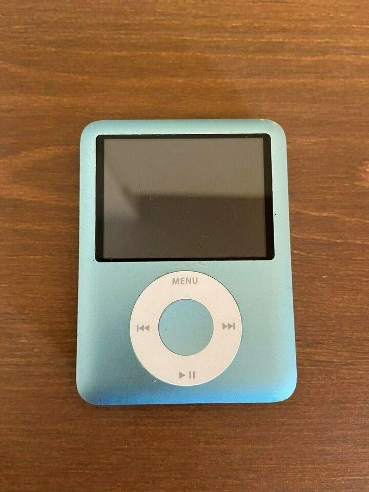 iPod, Nano 3 Gen., 4 GB
